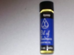 ANOINTING OIL: HYSSOP 1/4 OZ.