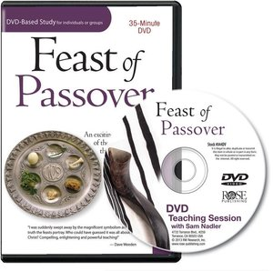 DVD- FEAST OF PASSOVER (DVD BASED STUDY)