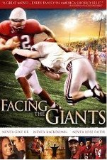 DVD-FACING THE GIANTS