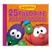 CD-25 FAVORITE ACTION SONGS