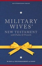 NIV-MILITARY WIVES-NEW TESTAMENT PSALMS AND PROVERBS