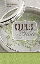 NIV-COUPLES DEVOTIONAL BIBLE- HC- UPDATED