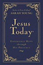 JESUS TODAY (DELUXE) LEATHERLOOK