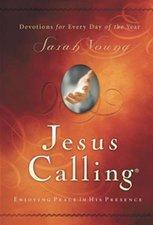 JESUS CALLING-ENJOYING PEACE IN HIS PRESENCE