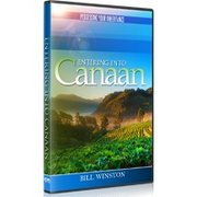 DVD- ENTERING CANAAN (POSSESSING YOUR INHERITANCE)