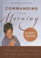 COMMANDING YOUR MORNING - UNLEASH THE POWER OF GOD-CASE LOT 40