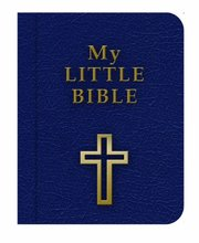 GIFT BOOKS-MY LITTLE BIBLE-BLUE