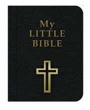 GIFT BOOKS-MY LITTLE BIBLE-BLACK