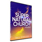 DVD-THE SUPERNATURAL CHURCH - VOLUME 2