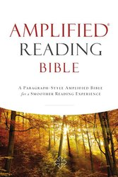 AMPLIFIED READING BIBLE- HC