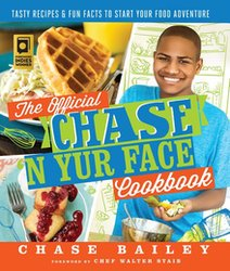 CHASE 'N YOUR FACE COOKBOOK