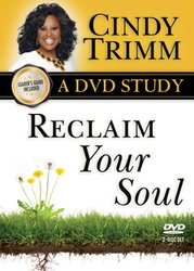 DVD-RECLAIM YOUR SOUL