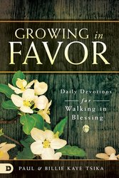 GROWING IN FAVOR