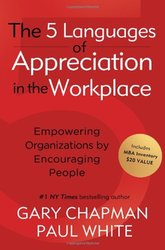 FIVE LANGUAGES OF APPRECIATION IN THE WORKPLACE-PB