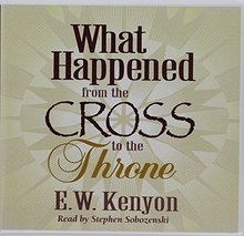 CD-AUDIO BOOK - WHAT HAPPENED FROM THE CROSS TO THE THRONE
