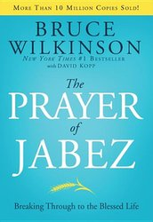 THE PRAYER OF JABEZ