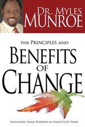Principles & Benefits of Change