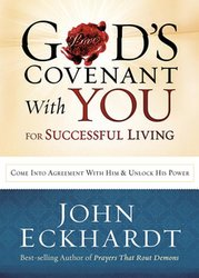 GOD'S COVENANT WITH YOU/LIFE & FAVOR