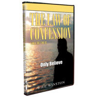 CD-THE LAW OF CONFESSION VOL 4 ONLY BELIEVE